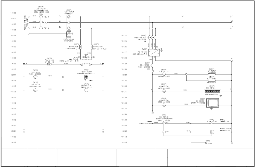 Electrical Drafting and Schematics | Ally Controls LLC