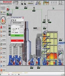 Human Machine Interface (HMI), SCADA Systems, Siemens HMI   Ally